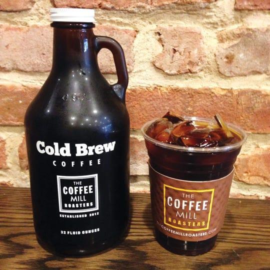 """The Brew"" at Coffee Mill Roasters in Millburn"
