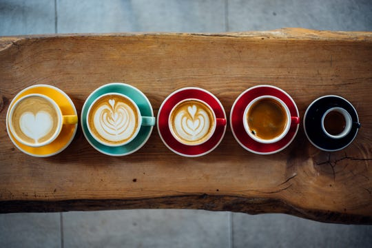 There's a coffee style and taste for everyone in the greater Millburn area.