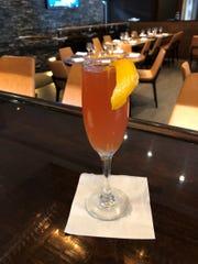 Park West Tavern's cocktail at brunch