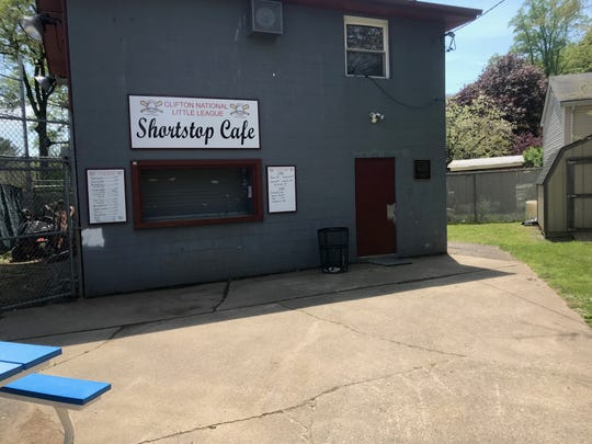 The Clifton Little League Shortstop Cafe was broken into last week. Cash and candy was reported stolen.