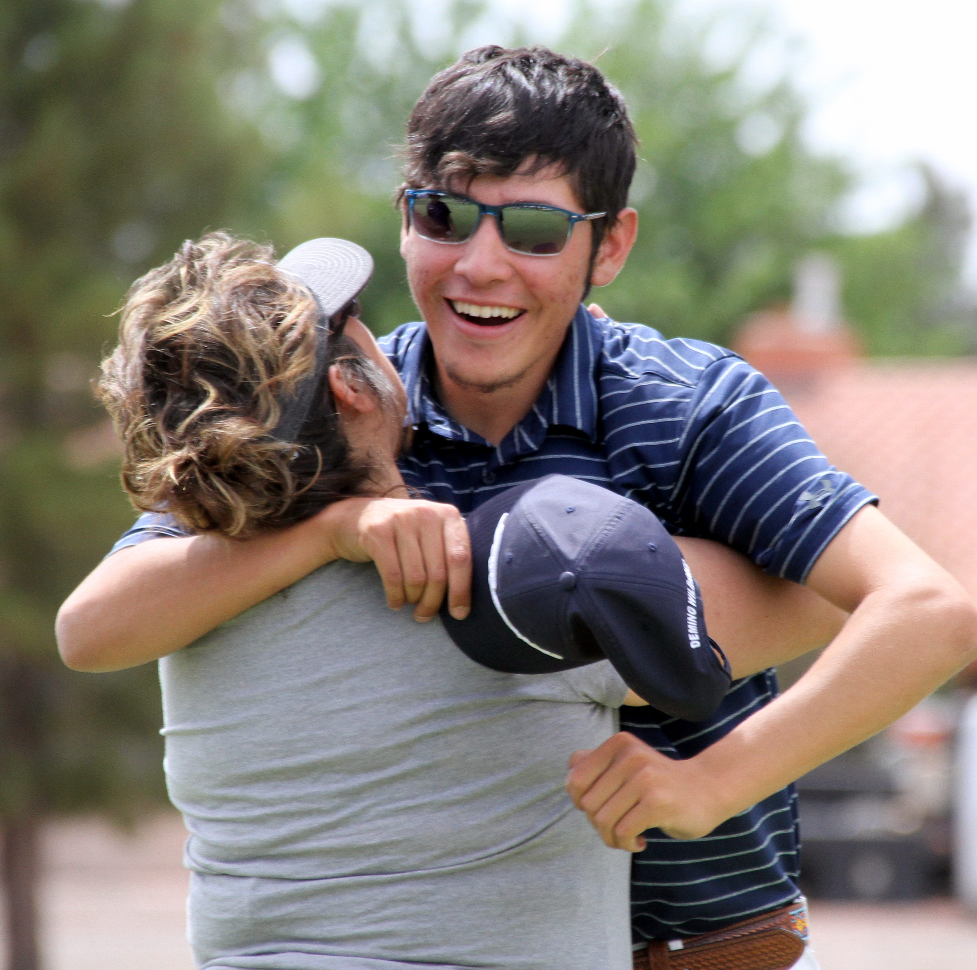 Deming High Wildcat golfers claim District 3-5A team championship at Rio Mimbres