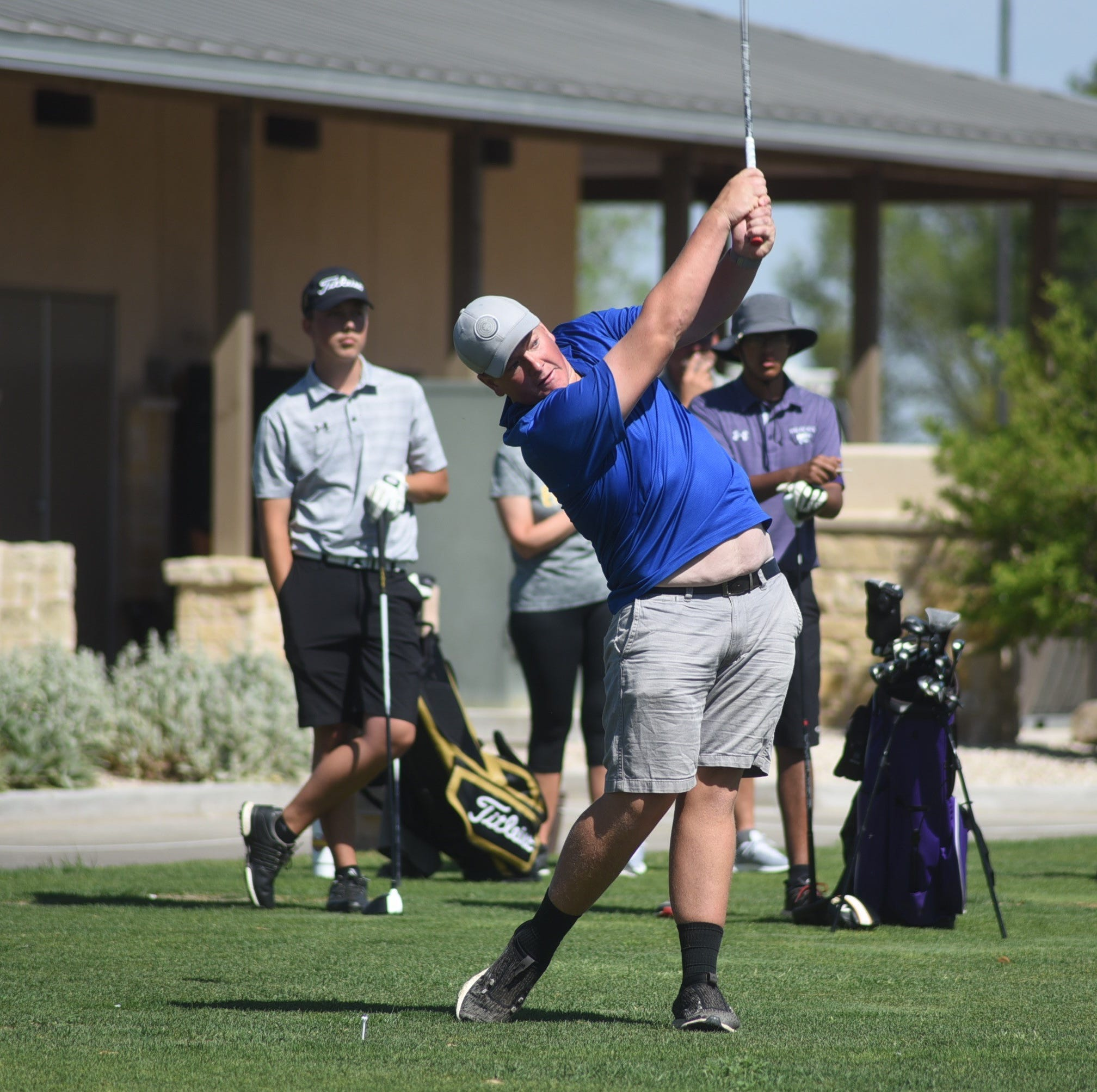 CHS to send Eli House, girls golf team to state
