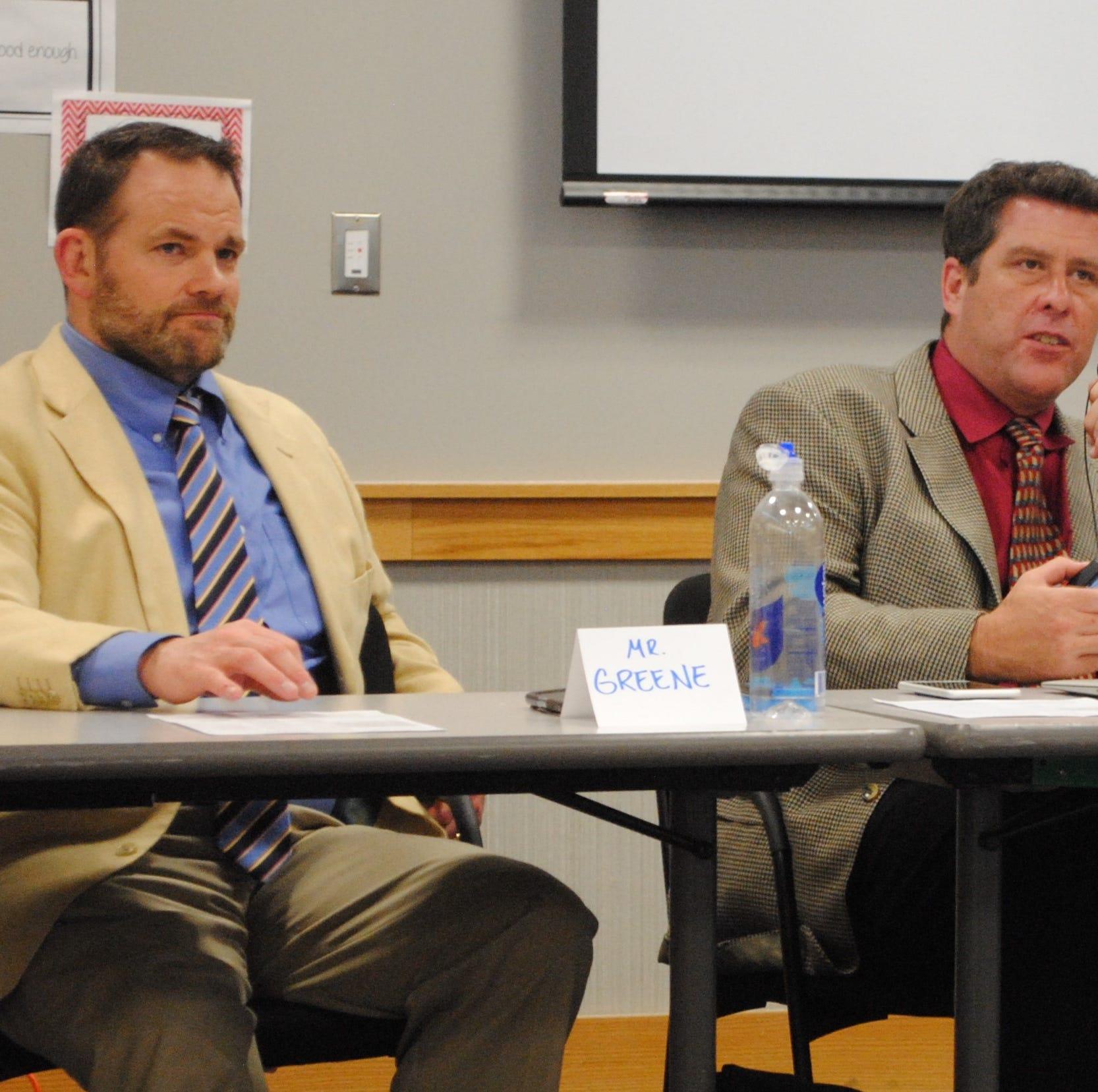 Parents, staff voice concerns on Farmington's high school mergers