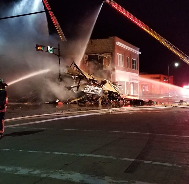 There's a GoFundMe to help a family that lost its home in the Mabel Murphy's fire