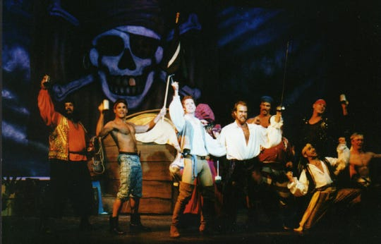 """Pirates of Penzance"" will be showing at the Rancho Mirage Amphitheater May 17-18"