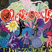 """Odessey and Oracle"" by the Zombies was issued in 1968."