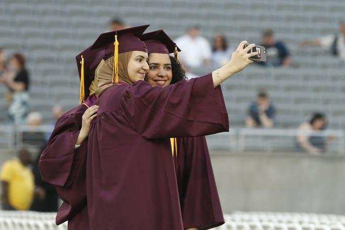 ASU 2019 Graduation Ceremony: 15,000 Students To Receive