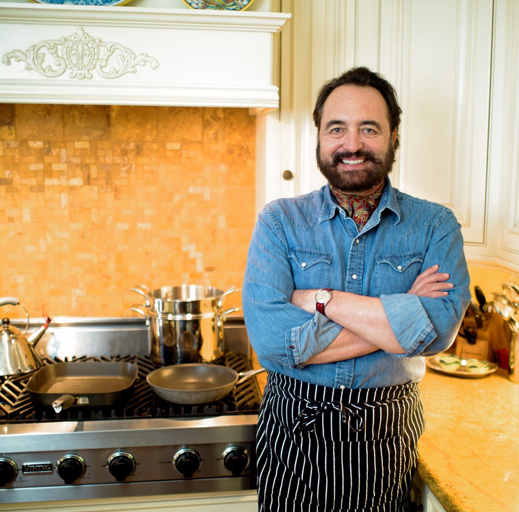 Chef Nick Stellino