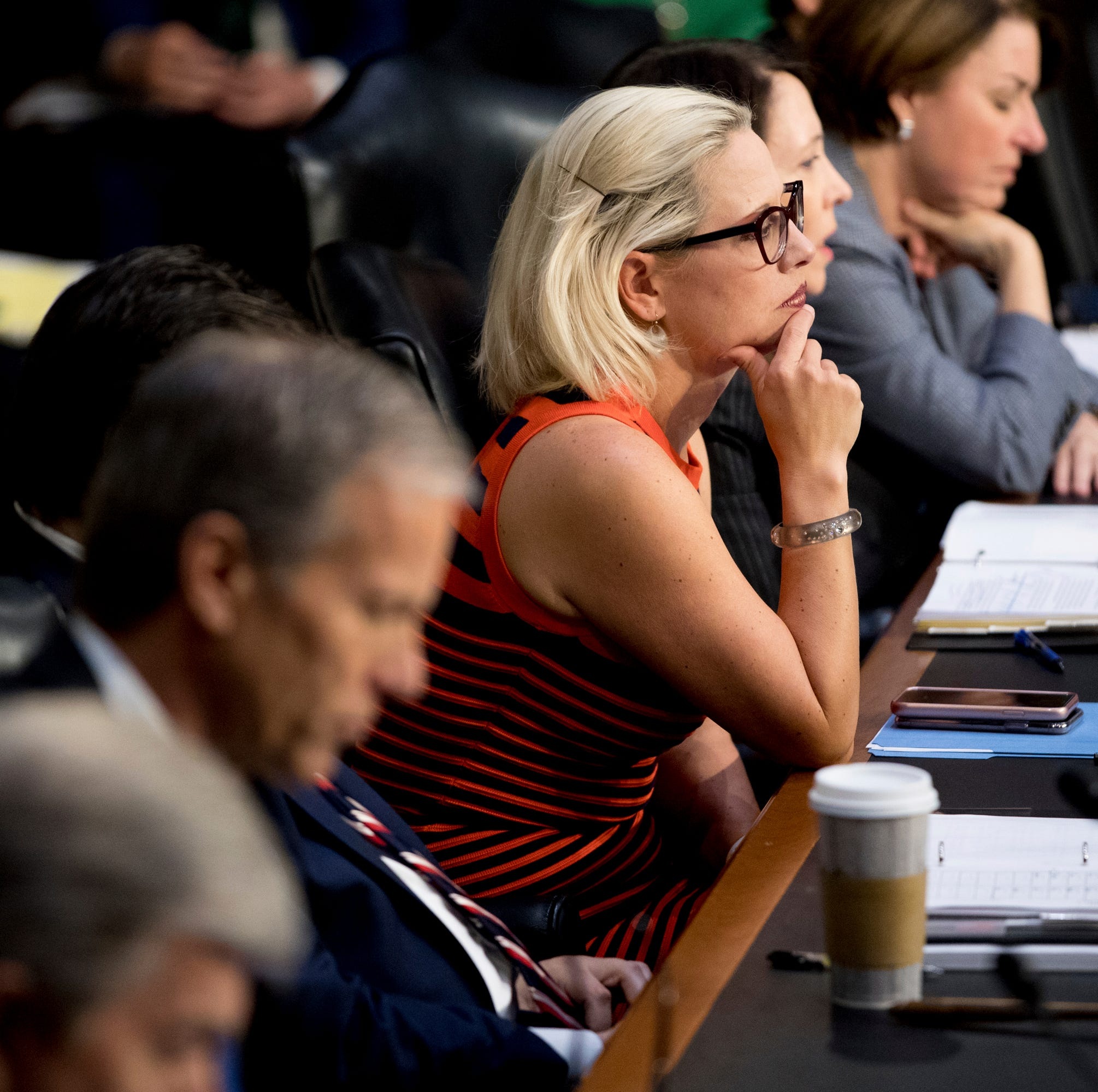 Sen. Kyrsten Sinema wants to cut bureaucratic red tape, tackles regulatory reform