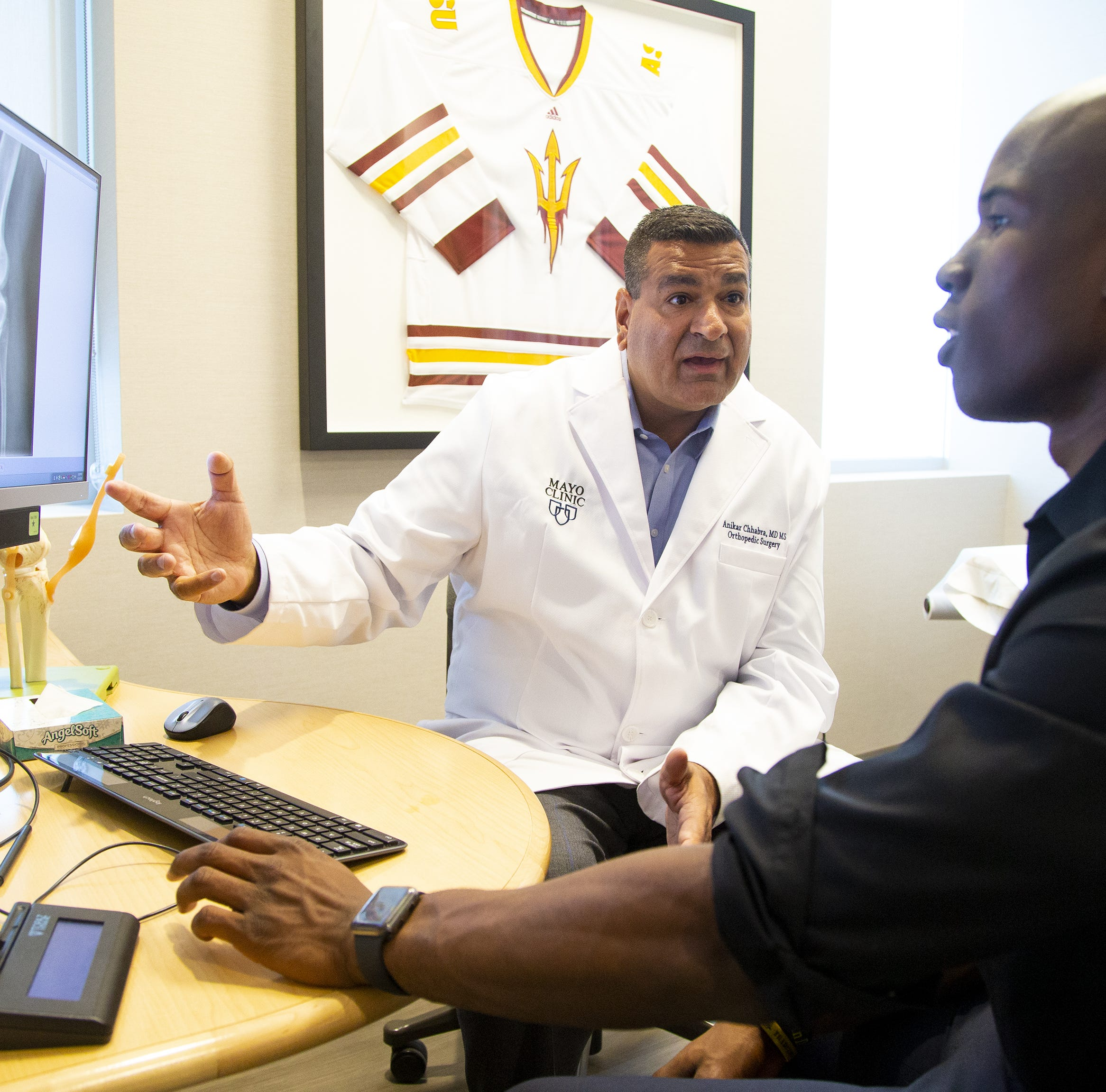 ASU's Kyle Williams balancing athletics and pursuing a career in medicine