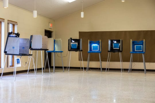 Polls opened at 7 a.m. Tuesday for the May 7 special election. Three school districts have proposals on the ballot.