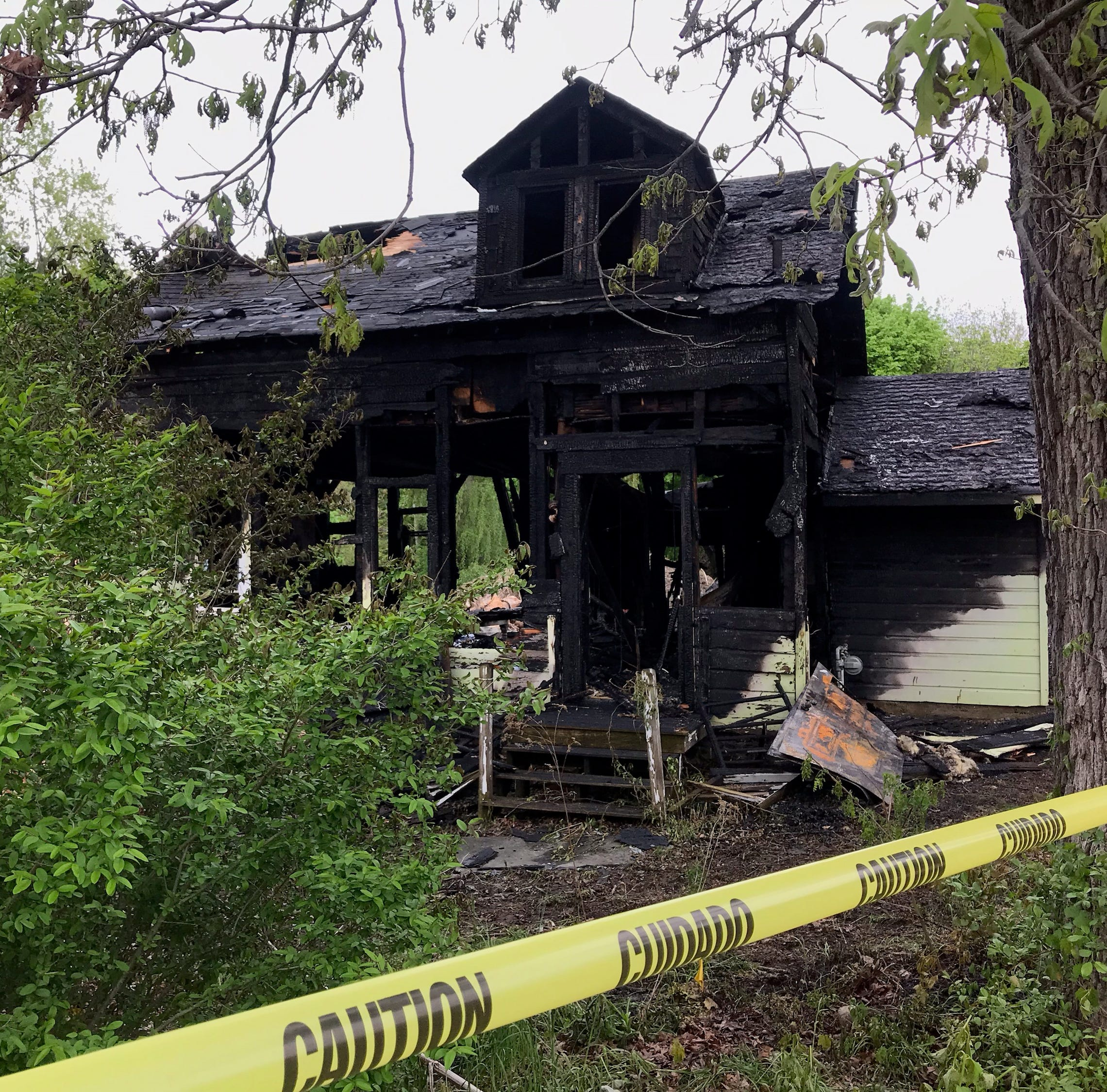 Fire destroys vacant Fishkill house built in 1700s: chief