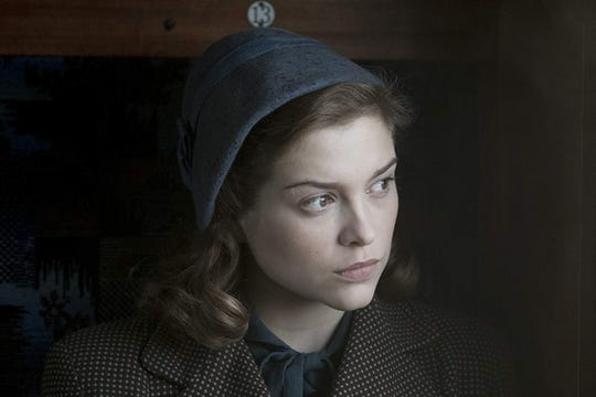 """Sophie Cookson stars in """"Red Joan,"""" opening May 10 at Small Star Art House."""