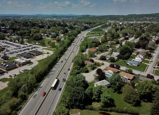 Public Hearing Set For I-83 Widening Project Update
