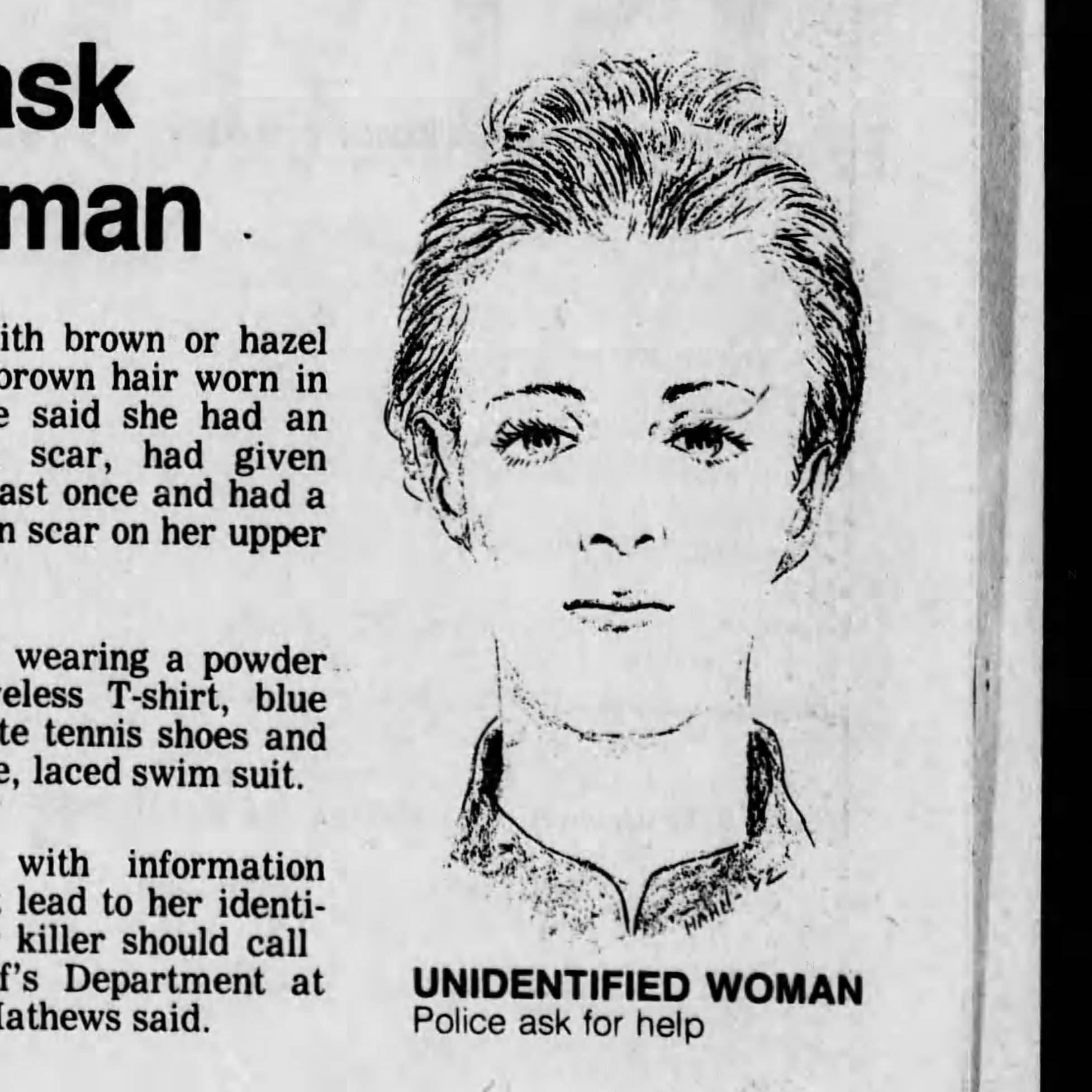 Sheep's Flat Jane Doe: DNA identifies victim, suspect in 1982 killing