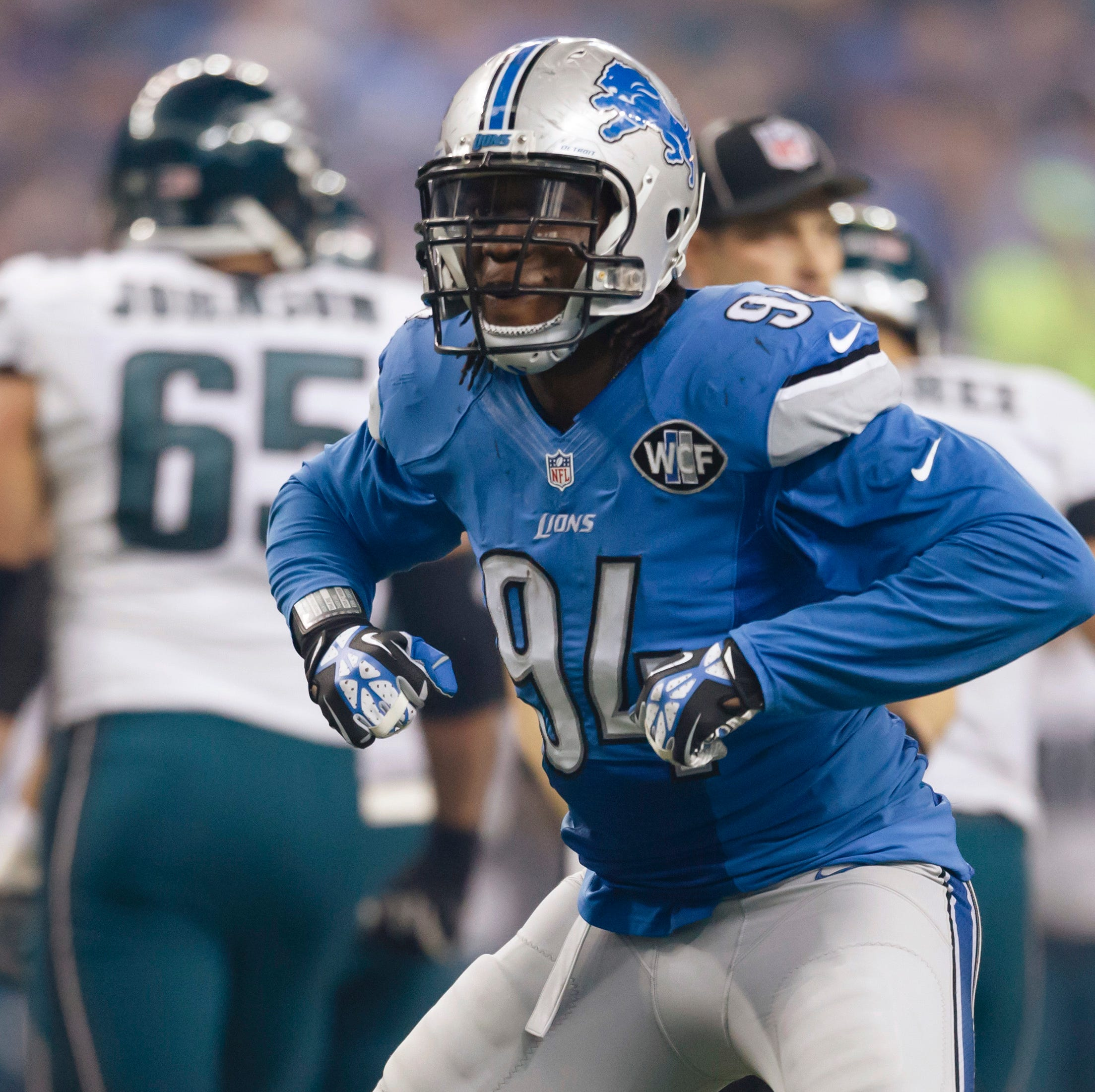 Buffalo Bills projected to sign former Lions defensive end Ziggy Ansah by CBS Sports