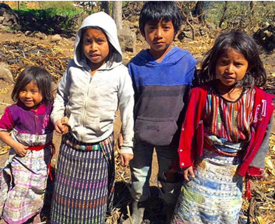 An art sale fundraiser on May 17 will raise money for international aid programs, including Ninos Fatima, a home for children in Guatemala