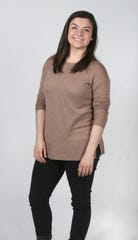 New York state consumer watchdog reporter Sarah Taddeo.