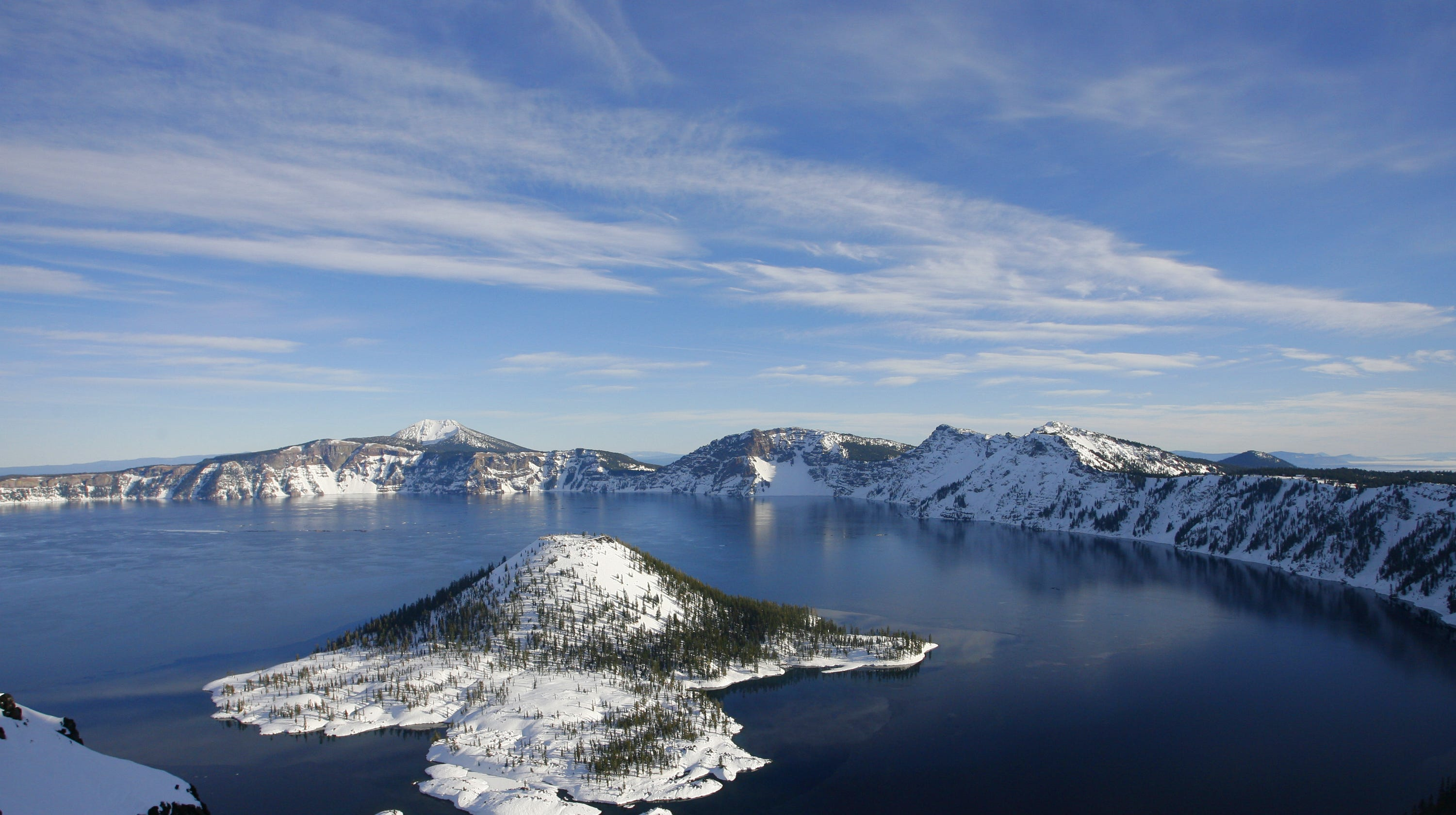 12 Deep Facts About Crater Lake National Park | Mental Floss