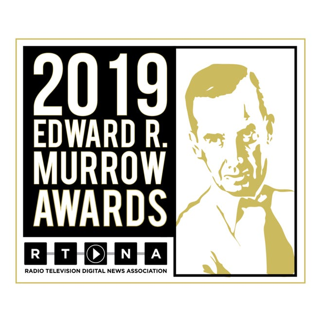 KIDY-TV, Fox 10, brought home two prestigious Edward R. Murrow Awards recently for outstanding work in broadcast journalism in the Small Market Television division.