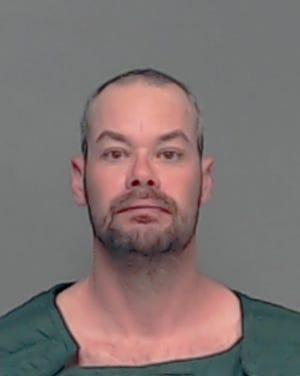 Arrest photo for John Michel Jones