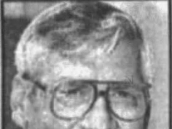 """Somerset County Sheriff Robert """"Bobby"""" Jones' headshot published in a November 1994 election preview in The Daily Times."""
