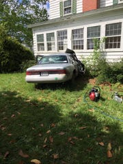 Peggy Kellam of Exmore died Monday, May 6, when her car crashed into a home in Painter, Accomack County, police say.