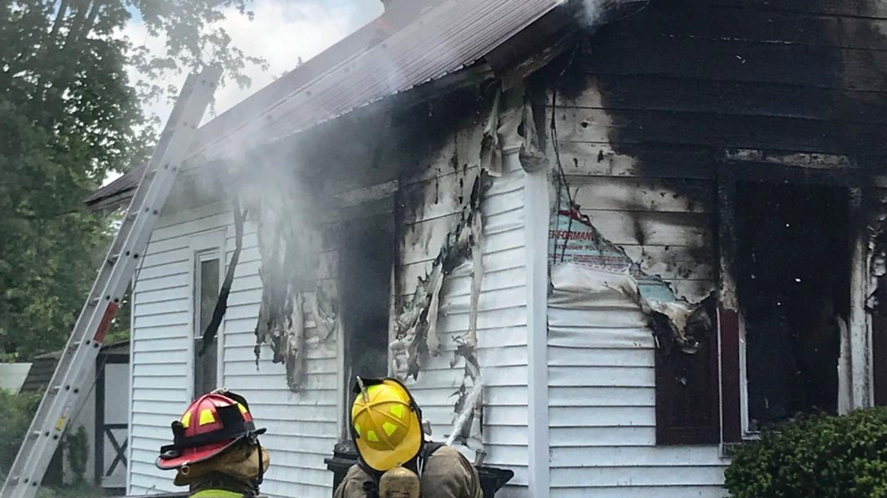 Fire ravages Onancock home: Accomack