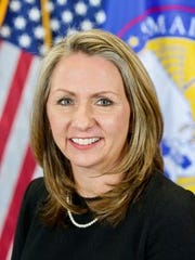 Jaime Wood, director of the U.S. SBA's South Dakota District Office.