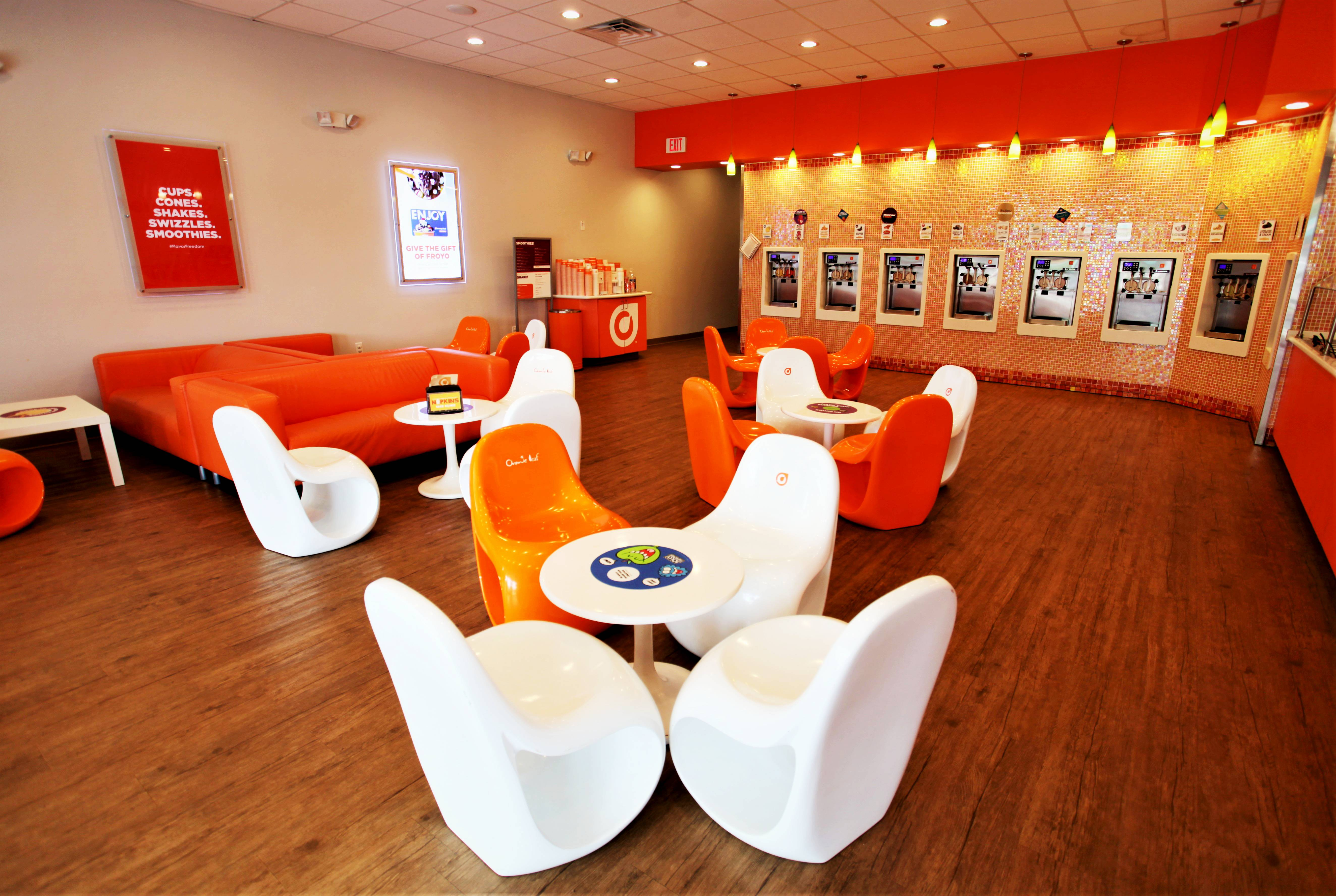 Superieur Orange Leaf Reopened At 1011 S. Glenstone Ave. In Springfield April 24, 2019