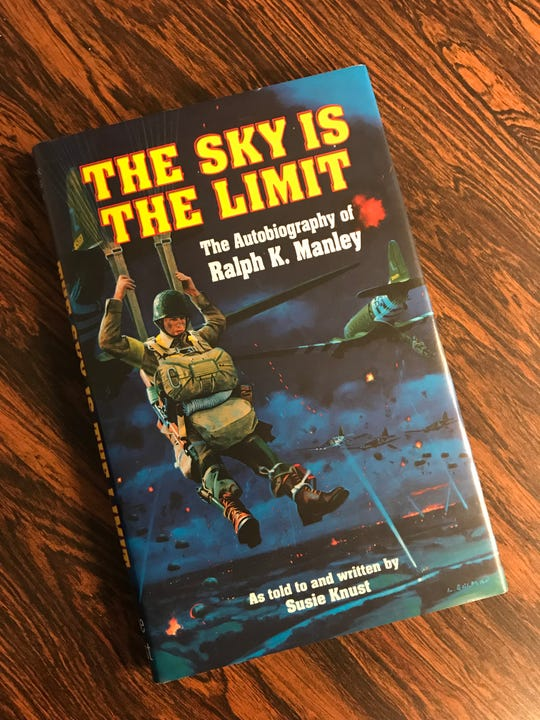 A 223-page book authored in 2006 by Susie Knust  recounted Ralph Manley's life.