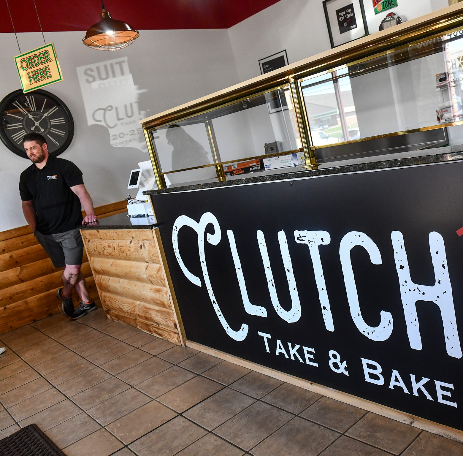 Clutch Take & Bake Pizza coming to Sartell