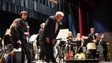 Longtime Technical High School band director Gary Zwack talks about his career during his last band concert Monday, May 6, 2019 at Tech.
