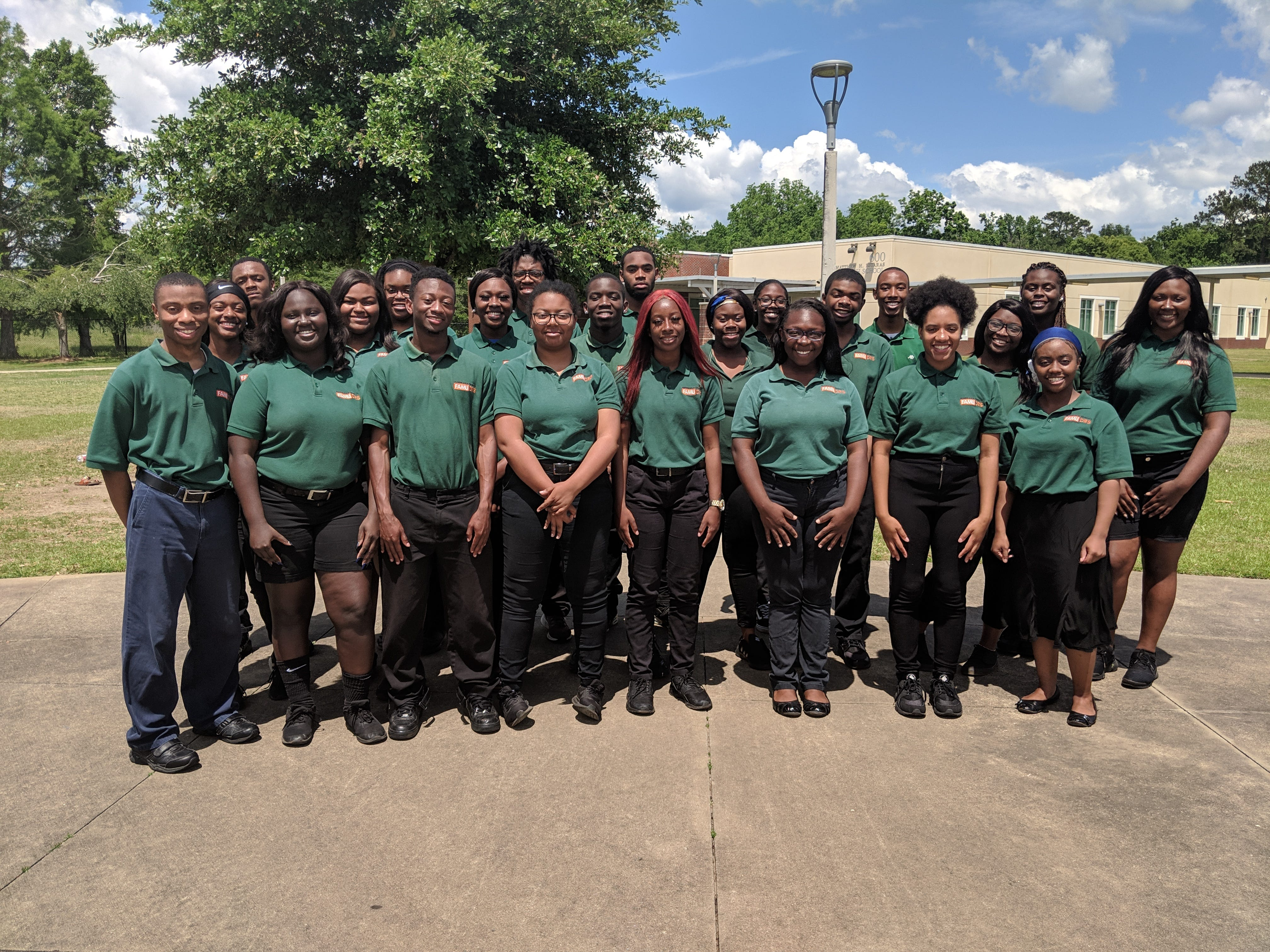 Class of 2019 at FAMU DRS.