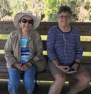 Bonus Mother Dottie with my wife Morgan