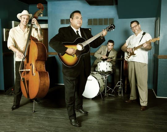 Big Sandy and his stellar band the Fly-Rite Boys bring the swing Friday at Bradfordville Blues Club.