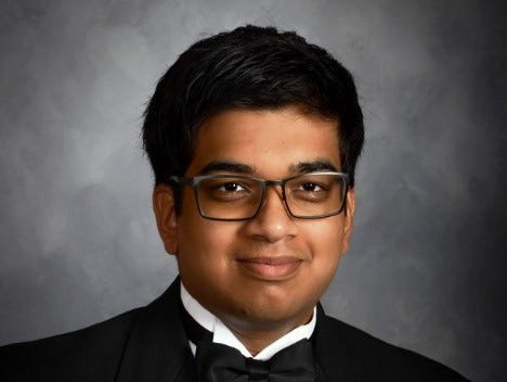 """""""Five years from now, I hopefully will have completed my Bachelor of Science in Aeronautical and Astronautical Engineering from Purdue University and begun attending graduate school, pursuing my dream of conducting meaningful research in the area that I choose to specialize."""""""