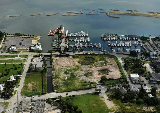 H.D. King site in downtown Fort Pierce is being considered for redevelopment.
