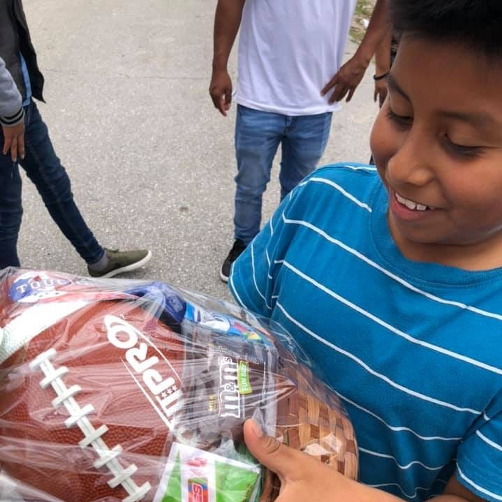 Elev8Hope feeds over 5,700 people during 'Hams for Fams' event in April