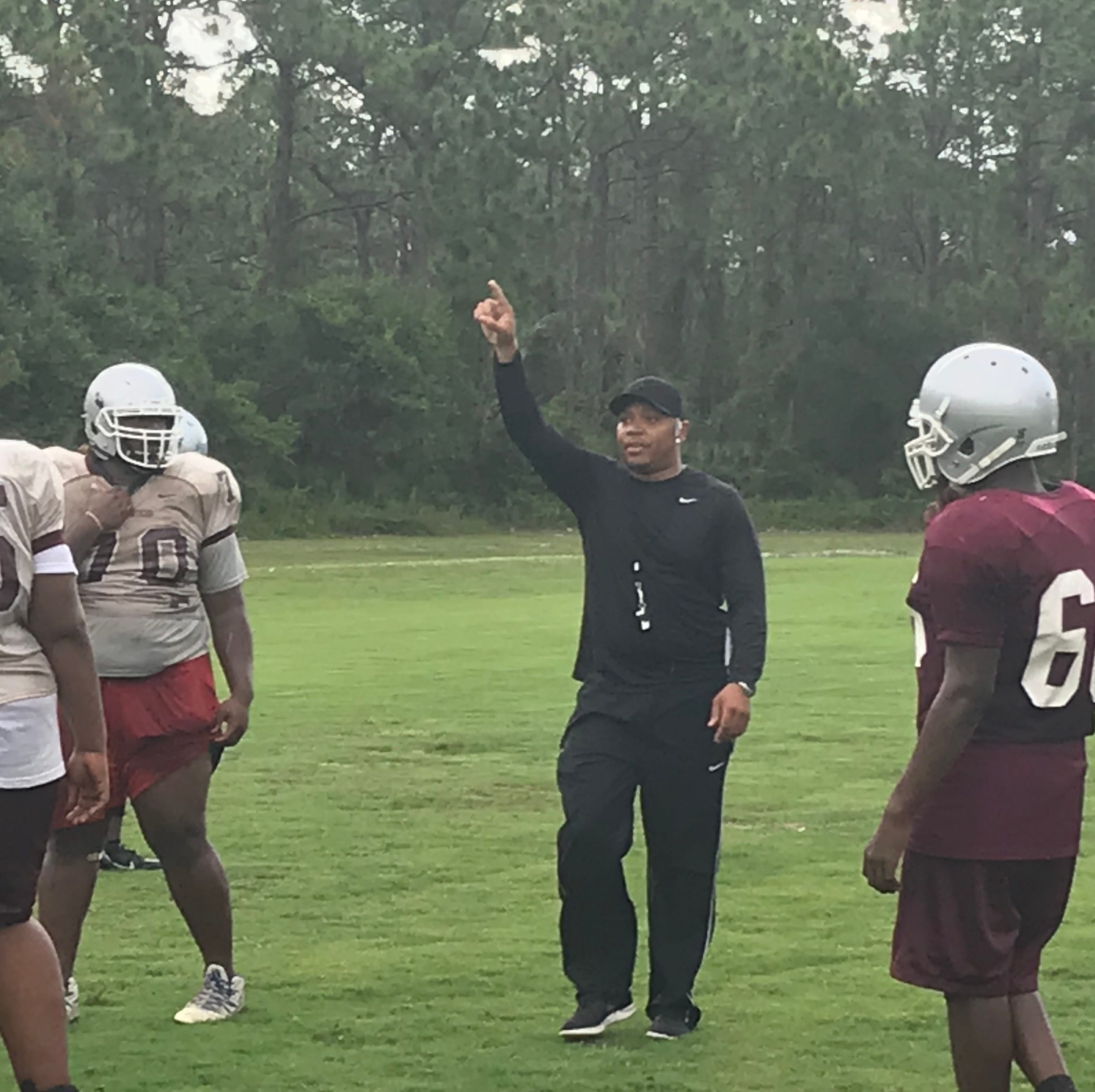 New Fort Pierce Westwood football coach hopes to provide accountability and stability
