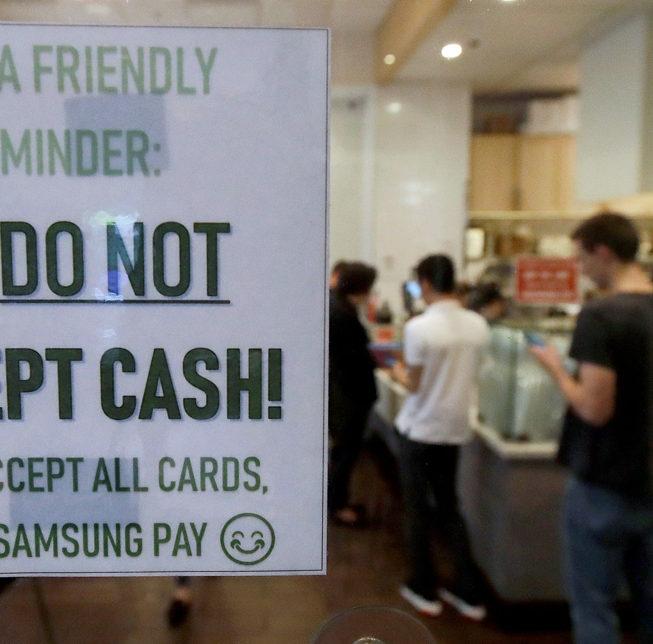San Francisco joins list of locations banning cashless stores