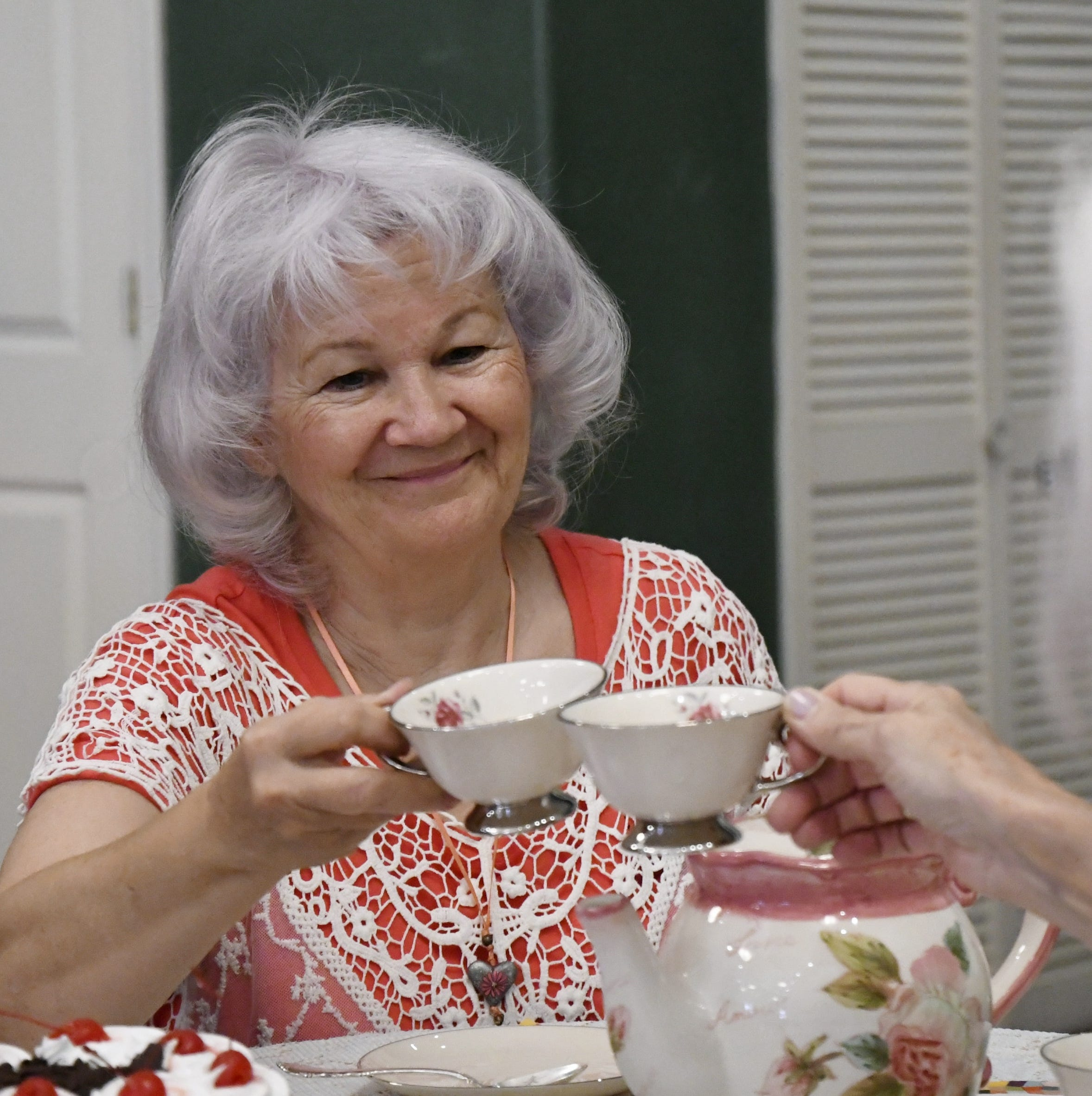 Not-so grim reapers: Death Café movement comes to Visalia, with aim to lighten mortality