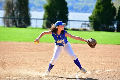 Ardsley shortstop Sarah Rende was voted the lohud softball Player of the Week on May 7, 2019.