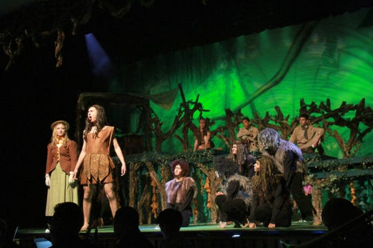 "Don Bosco Prep's 2019 production of ""Tarzan"" was nominated for seven Metro Awards, honoring achievements on high-school stages in Bergen, Putnam, Rockland and Westchester counties."