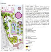 A section of Standard Amusements' draft master plan for Playland park includes proposed changes to Kiddyland.