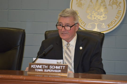 Carmel Supervisor Ken Schmitt has called on the state Attorney General to investigate the Swan Cove deal.