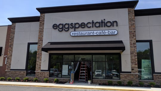 Eggspectation off Stanton-Christiana Road is expected to open in early July.
