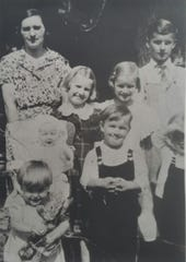 The Mathes family
