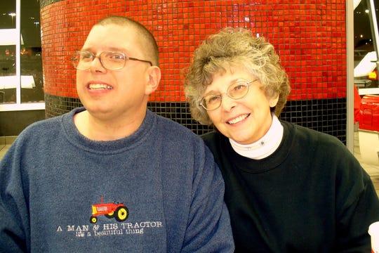 Lynn Ruedinger's mother