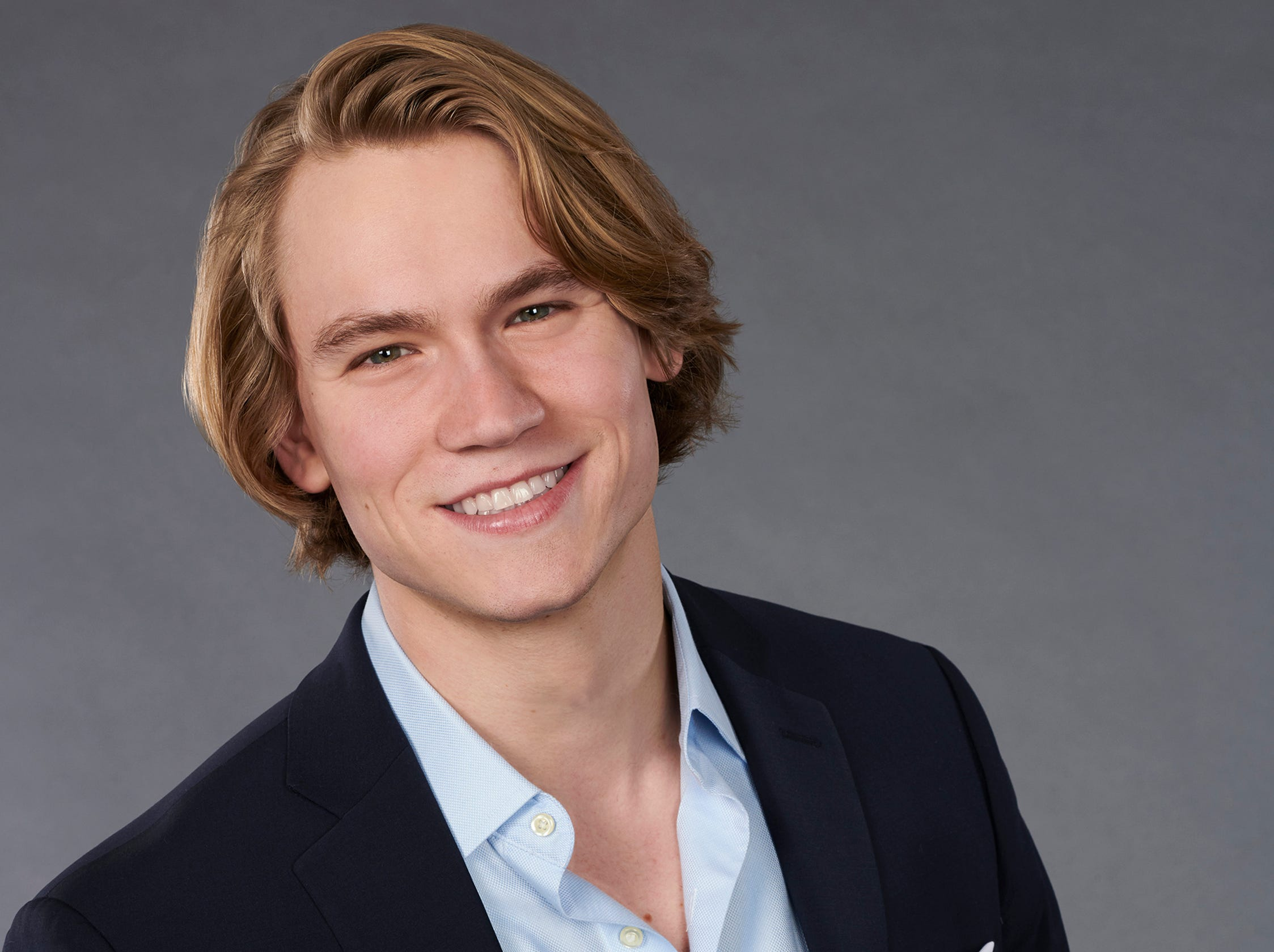 """The Bachelorette"" Season 23 contestant:  John Paul Jones, 24, Lanham, Maryland, financial analyst"